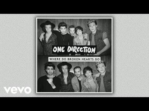 One Direction - Where Do Broken Hearts Go (Audio)