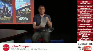 John Campea Takes The ALS Ice Bucket Challenge To A New Level - AMC Movie News