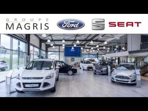 Magris ford seat youtube for Garage ford a lyon