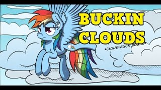 MY LITTLE PONY COMIC DUBS RAINBOW DASH THE WEATHER MARE