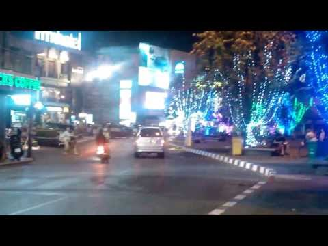 Chiang Mai City Thailand Lifestyle at Night Tha Phae Gate Tour Video Review