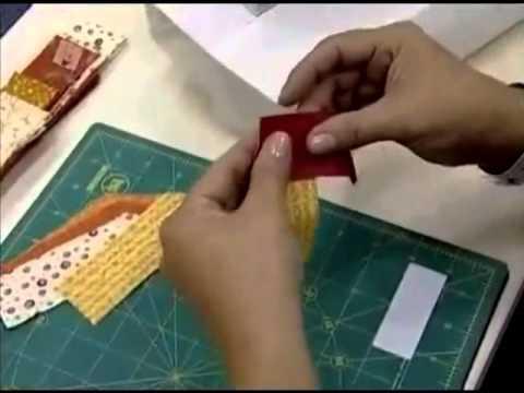 Patchwork Ana Cosentino:Barrado com Régua para Viés Duna Atelier