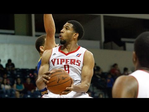 Darius Morris - Highlights of 2013-14 NBA D-League Season
