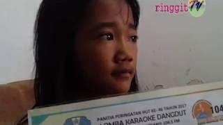 Banjir Undangan Panggung!!! Ina 'Zainatul Hayat' Permatasari Tetap Fokus Sekolah