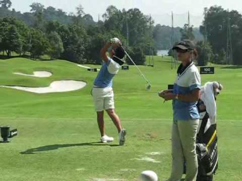 Lexus Cup 2008 - Range Roving with Yani Tseng Video