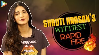 """Shah Rukh Khan, How Are You So LOVELY All the Time?"": Shruti Haasan 