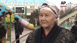 Uzbekistan prepares to elect its second president