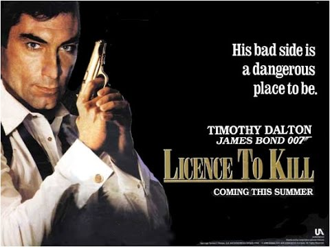 007 REVIEWS License To Kill (1989)