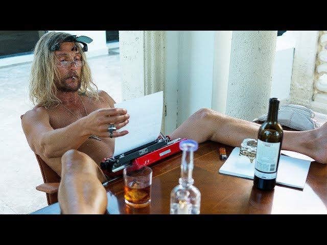 Пляжный бездельник — Русский трейлер #2 (2019)