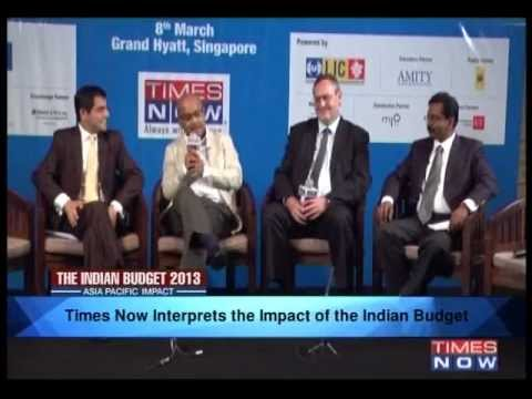 The India Budget 2013 - Asia Pacific Impact (Part 3)