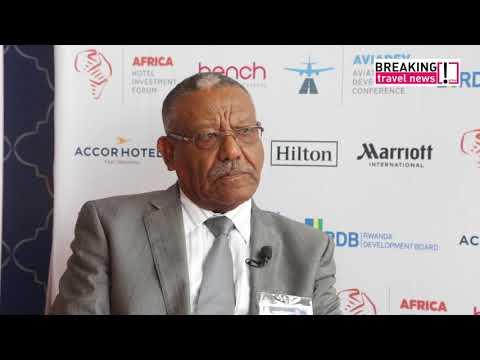 Ato Girma Wake, chairman, RwandAir