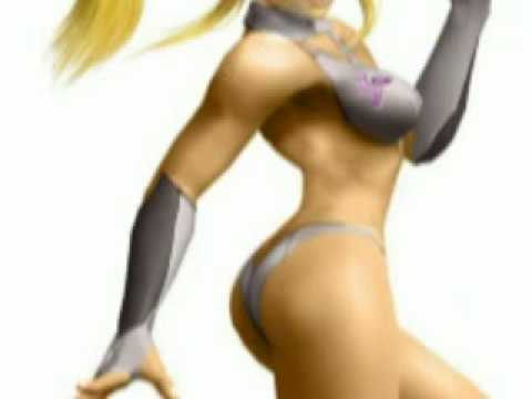 Metroid: The Other M - Leaked Topless Nude Scene