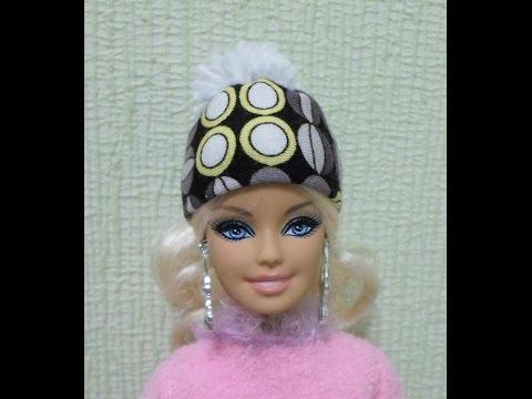 Шапка для кукол своими руками