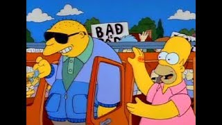 "Admirable Animation #59 - ""Stark Raving Dad"" [The Simpsons]"