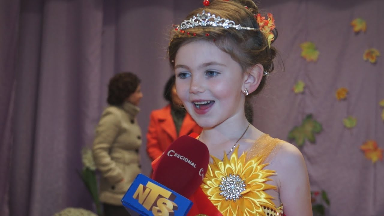 Детский конкурс красоты в школе