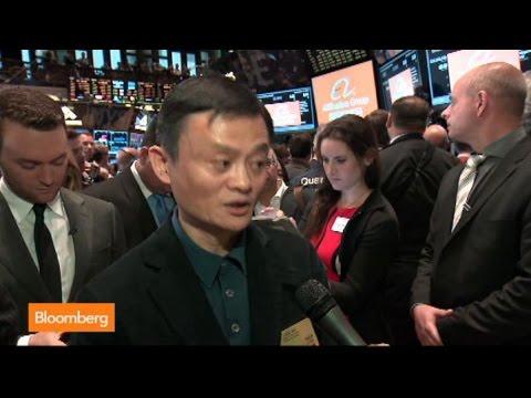 Jack Ma: Alibaba Wants to Help U.S. Small Businesses