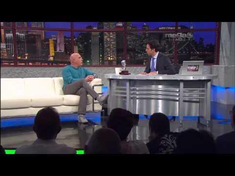 El angiólogo Juan Carlos Ávila en Esta Noche Tu Night