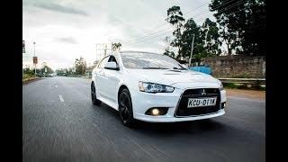2012 Mitsubishi Ralliart Sportback - The budget Evo!