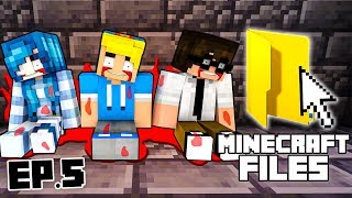 SE HAI PAURA NON GUARDARE QUESTO VIDEO - Minecraft FILES #5