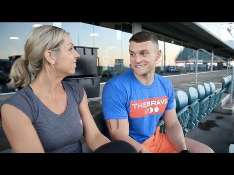 CrossFit - Chad Mackay on Competing in 2013