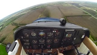 Full Length Flight | Touch & Goes | Cessna 172 Skyhawk