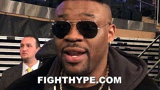 "JARRELL MILLER BREAKS DOWN ANTHONY JOSHUA'S ""MIKE TYSON"" STYLE; EXPLAINS HOW HE'LL BEAT HIM TWICE"