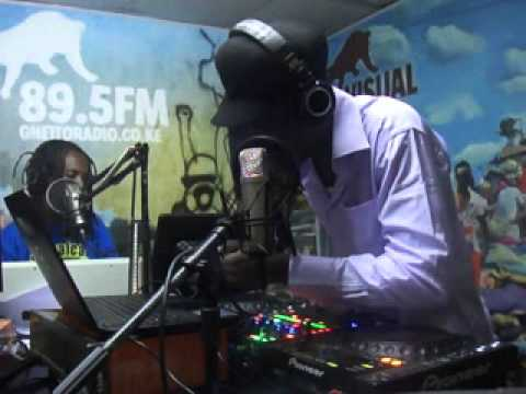 DEEJAY  MUSTY  KENYA ( GHETTO RADIO) 89.5 FM
