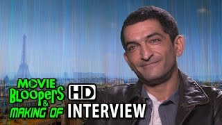 Lucy (2014) Amr Waked Interview