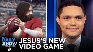 """I Am Jesus Christ,"" a Ridiculous New Video Game 