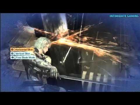 Metal Gear Rising Steel Tail Achievement / Trophy Guide