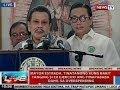 Ntvl: Erap: Bakit Tanging Si Er Ejercito Ang Pinapababa Dahil Sa Overspending