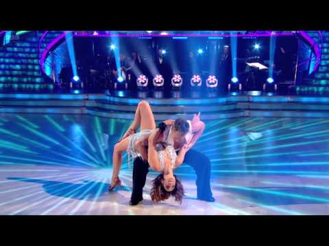 Alex Jones  - Strictly Come Dancing - 01-Oct-11