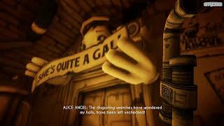 ФИНАЛ БЕНДИ ГЛАВА 3 ПОЛНОЕ ПРОХОЖДЕНИЕ BENDY AND THE INK MACHINE CHAPTER 3 FINAL! АЛИСА УБИЛА БОРИСА