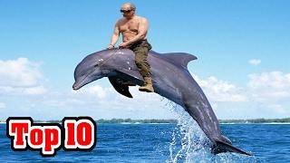 Top 10 Fastest DEEP SEA Creatures