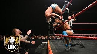 Ashton Smith & Ligero vs. Mark Coffey & Wolfgang: NXT UK, Dec. 12, 2018