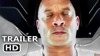 BLOODSHOT Official Trailer (2020) Vin Diesel, Superhero Movie HD