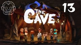Let's Play The Cave #013 - Die Insel Robinson [deutsch] [720p]