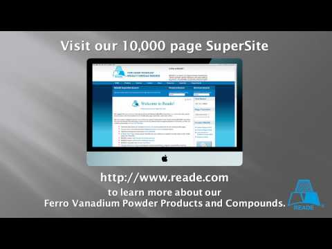 Ferro Vanadium Powder / Ferro Vanadium / Dust / Pieces