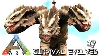 ARK: SURVIVAL EVOLVED - THE HYDRA MASSIVE BEAST TAMING E17 !!! ( PRIMAL FEAR PYRIA )