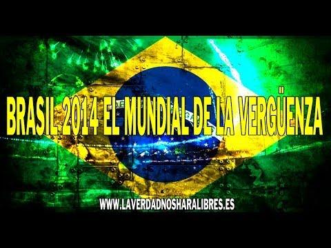 BRASIL 2014, EL MUNDIAL DE LA VERGÜENZA