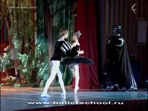 Black Swan pas de deux. 8 years old russian ballerina!!! Music Videos