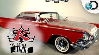 El increíble Buick Invicta 59 rojo modificado - Al Estilo Kindig l Discovery Channel