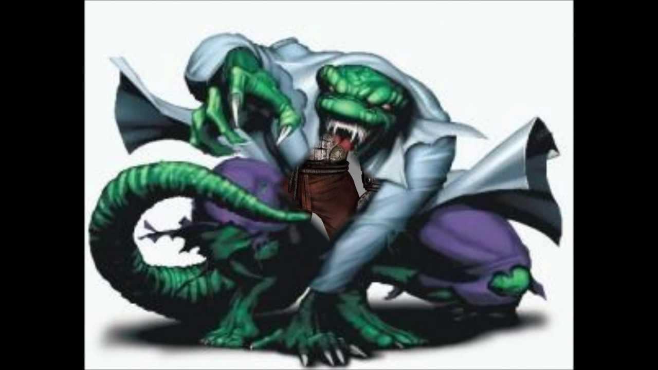 Bad Lizard Killer On The Loose