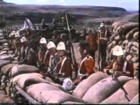 Zulu   Men of Harlech & Welsh anthem