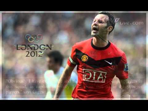 Ryan Giggs to captain British team at London 2012