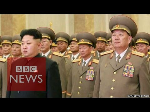 North Korea Defence Chief Hyon Yong-chol 'executed' - BBC News