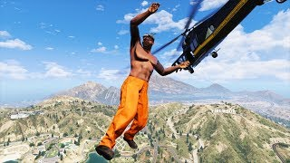 GTA 5 Epic Ragdolls Episode 55 (Euphoria Showcase)
