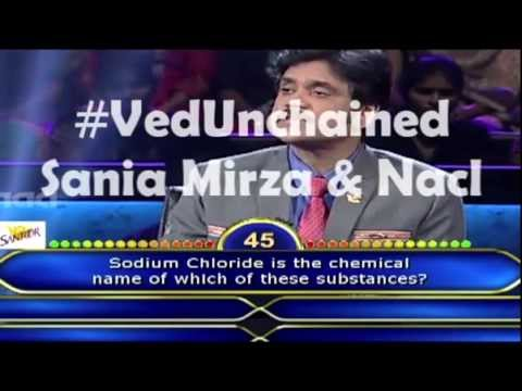 My Choice Sania Mirza & Nacl On Kbc Telugu video