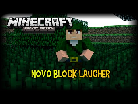 BLOCK LAUNCHER - MINECRAFT PE 0.11.0 BUILD 14