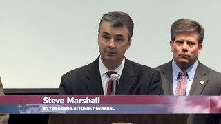 APT News Report on Launch of Cybercrime Lab by Attorney General Steve Marshall